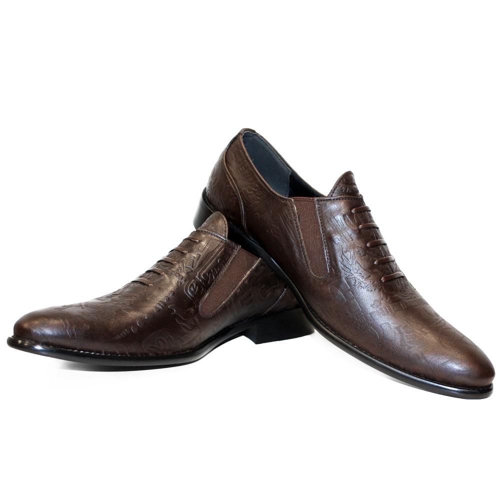 Modello Gatello Handmade Colorful Italian Men Shoes