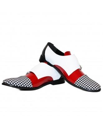 Italienische Monk Schuhe Herren