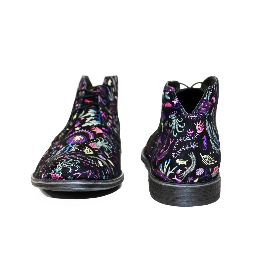 Modello Golerro Handmade Colorful Italian Men Shoes